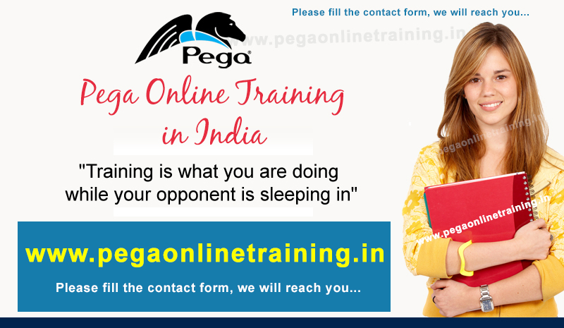 pega online training